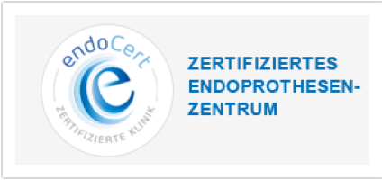 Zertifiziertes Endoprothesen-Zentrum