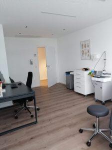 Stoßwellen Therapie Praxis Stuttgart