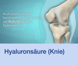 Video Hyaluronsäure Knie Stuttgart