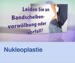 Video Nukleoplastie Stuttgart